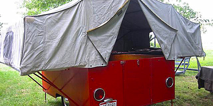 pop-up camper | PopUp Times Magazine